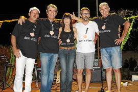 El grupo Da-li Cebes se presenta con un concierto en Cala Llombards