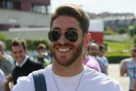 Ramos renueva con el Madrid hasta 2020