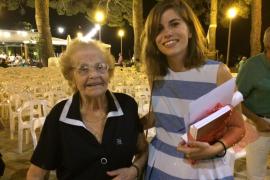Xisca Bayona gana el Premio de Investigación Jaume Lladó i Ferragut de Selva