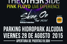 The Other Side rinde homenaje a Pink Floyd en Alcúdia