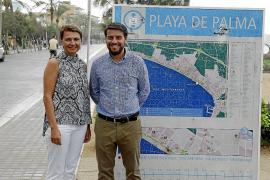 El PP acusa al Pacte de «abandonar la Platja de Palma a base de dejadez»