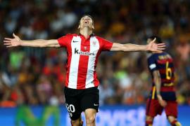 El Athletic vuelve a ahogar al Barça y se lleva la Supercopa