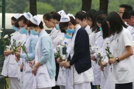 Detenidos los directivos del almacén que explotó en China causando más de un centenar de muertos