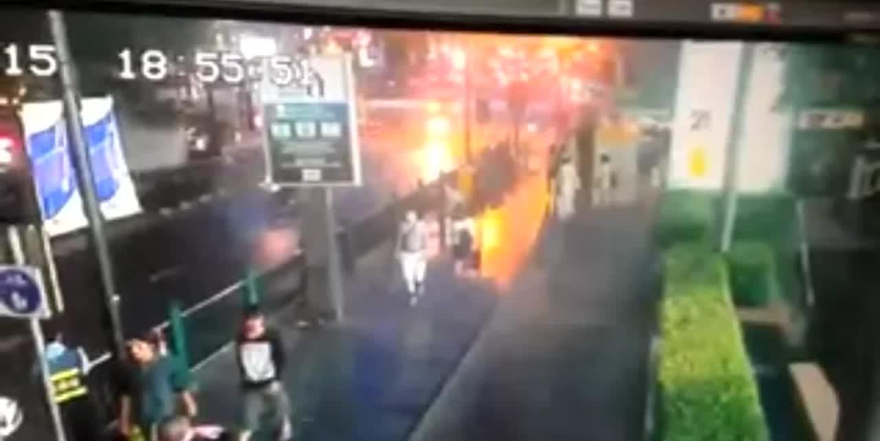 Las autoridades siguen la pista de un posible autor de la matanza de Bangkok