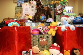 Papá Noel y los Reyes Magos llegarán fieles a su cita navideña, a pesar de la crisis