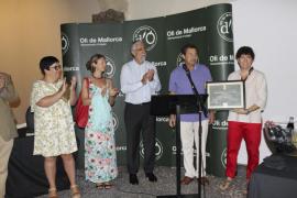 Macarena de Castro, embajadora del Oli de Mallorca 2015-2016