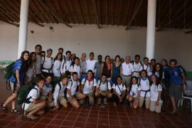 La sollerica Irene Gomila participa en la Ruta BBVA 2015