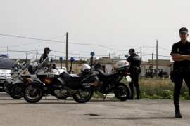 Detenido un menor de 13 años en Son Banya tras una persecución en coche por media Palma