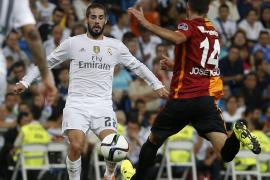 El Real Madrid gana sin brillar