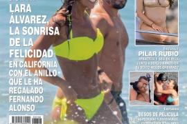 Álvaro Muñoz Escassi tiene una hija secreta de 20 años