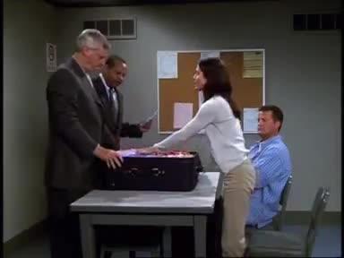 Una escena eliminada de 'Friends' tras el 11-s triunfa en la red
