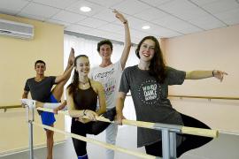 Jóvenes bailarines buscan proyectar su arte en el extranjero