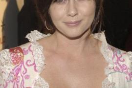 La actriz Shannen Doherty de 'Sensación de vivir' tiene cáncer de mama