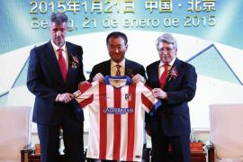 Wang Jianlin, accionista del Atlético de Madrid, es la persona más rica de China