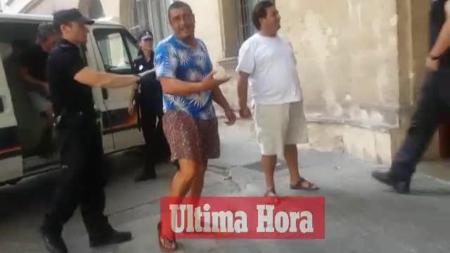 Los tres trileros del clan de 'Los Bustamantes' quedan en libertad con cargos