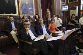 El PP publica los currículos de sus nueve concejales en el ajuntament de Palma