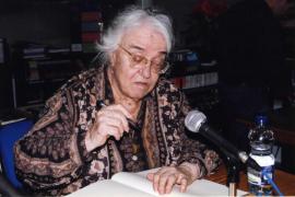 Muere a los 89 años la catedrática de filosofía Llanos Lozano