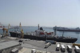 Autoritat Portuària descarta construir un nuevo dique en el puerto de Palma