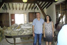 El archivo histórico de Llucmajor está en un estado lamentable