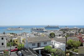Más de 400 cruceros han llegado a Balears durante 2015