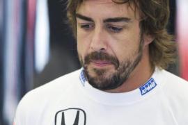 Alonso: «Sabíamos que era el anticircuito y se confirma»
