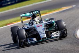 Hamilton logra su décima 'pole position' del año