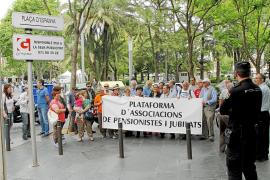 En Balears hay más de tres trabajadores en activo por cada pensionista en 2015