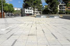 El Pacte planea invertir 700.000 euros en la mejora integral de la plaza Mallorca en Inca