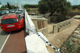 En estado crítico el joven que se clavó un hierro en las fiestas de Sant Climent
