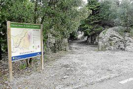 Un excursionista encuentra restos humanos en Lluc