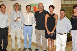 Exposición de obras de Aligi Sassu en Cala Sant Vicenç