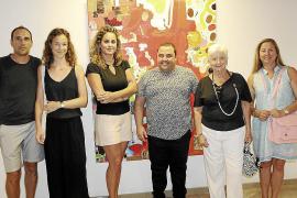 Galería Vanrell inaugura una exposición del artista Gabriel Pereiro
