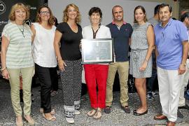 Macarena de Castro, nueva embajadora de Oli de Mallorca