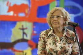 Manuela Carmena teme que el periodismo de «escándalo» que hubo en el 'corazón' se traslade a la política