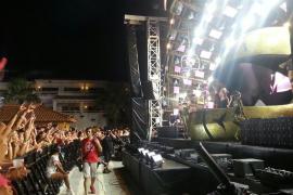 """David Guetta deja plantada a Eivissa a mitad de show por """"problemas técnicos"""""""