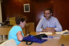 El alcalde José Hila amplía su horario de atención a los ciudadanos