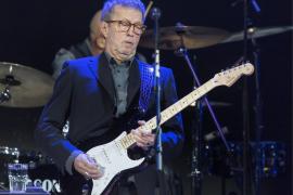 Proyectarán en cine el concierto 70 aniversario de Eric Clapton