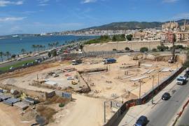 Acuerdan iniciar los trámites para ceder la titularidad de la fachada marítima a Cort