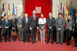 Los partidos de izquierda preparan el relevo de Perera al frente del Consell Consultiu
