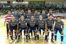 El Palma Futsal se gusta en Segovia
