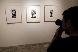 Barceló se compromete en Llucmajor a impulsar la fundación Toni Catany
