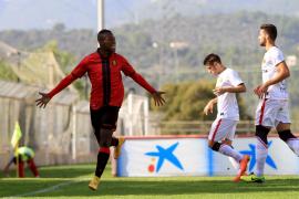 El Mallorca cede a Cedric al Valencia y rescinde el contrato de Uche