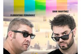 Dani Martínez y Flo 'vuelven, o no' a Trui Teatre con el Fes JaJa 2015