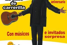 Riki López celebra sus 20 años de «carrerilla» en el Fes JaJa 2015