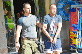 Cae una banda de italianos que traficaba con droga en Magaluf