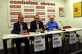 CCOO aboga por un pacto a favor de la hostelería reglada y contra la economía sumergida