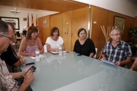Armengol buscará el apoyo de Rajoy para universalizar la sanidad
