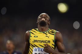 Bolt suma su tercer oro en el Mundial con el relevo 4x100