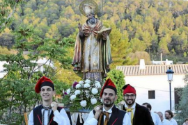 Tradiciones y música para honrar a Sant Agustí