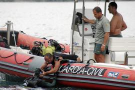 La Guardia Civil explosiona una bomba que apareció en un islote de Cabrera